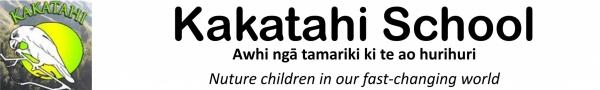 Kakatahi School